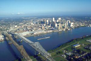 New Orleans_skyline
