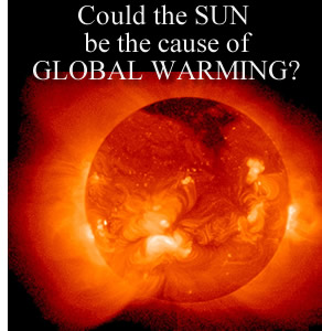 Could the Sun be the cause of Global Warming?